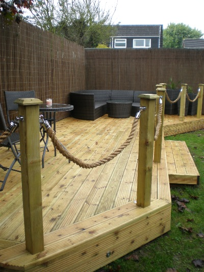 Abbey Decking Systems Fencing Services Derby Derbyshire